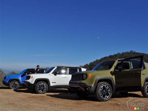 Jeep Renegade Cost 2015 Jeep Renegade Pricing Announced Car News Auto123