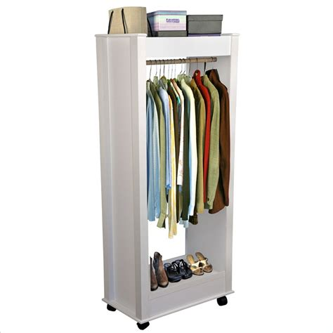 venture horizon mighty closet compact mobile wardrobe