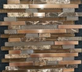 Copper Kitchen Backsplash Ideas Copper Harbor Linear Jpg 600 215 531 Pixels Backsplash