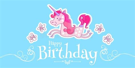 magic card template vector happy princess birthday card template with magic