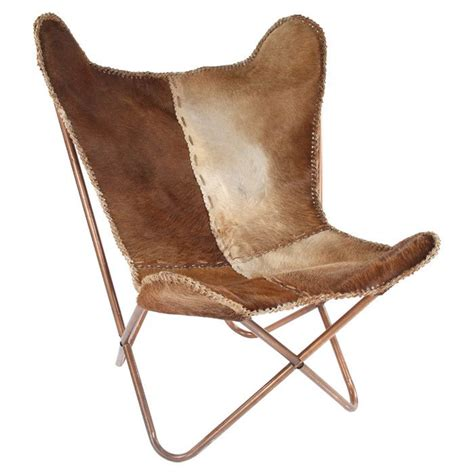 Cowhide Butterfly Chair gloria cowhide butterfly chair future grown up home