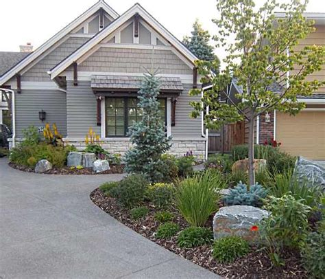 Front Garden Driveway Design Ideas Driveway Landscaping Photos 2