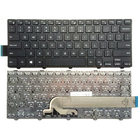 Keyboard Laptop Dell Inspiron 14 3000 14 3441 14 5442 Series b 224 n ph 237 m keyboard dell inspiron 14 3000 series gi 225 rẻ
