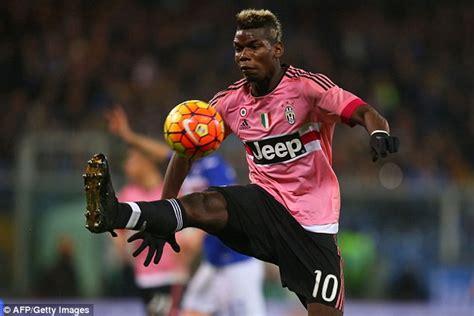 Sampdoria 1 2 juventus paul pogba and sami khedira strike to send