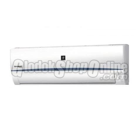 Ac Sharp Plasmacluster 1 2 Pk Ah Ap5rhl ac air conditioner split 0 5 pk sharp ah ap5nhl
