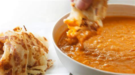 eksekutif halal  dedah tip makan roti canai  bersih