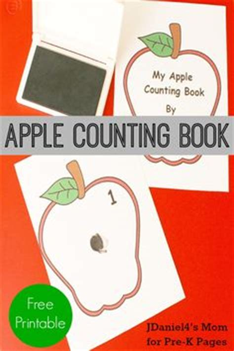 my apple counting book free my alligator project we start lowercase as