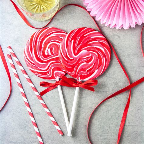 giant alcoholic giant alcoholic cherry and amaretto lollipop by holly s