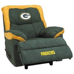 green bay packers recliner my man cave on pinterest green bay packers packers and
