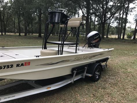 used seaark boat sea ark boats for sale in florida