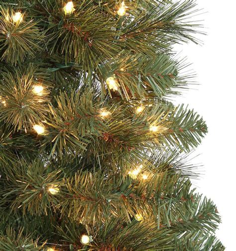 collection of wesley pine artificial christmas tree best