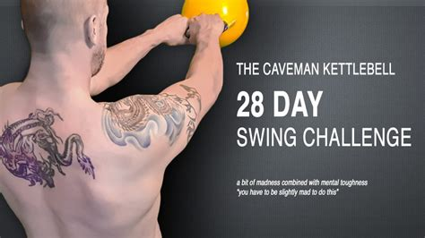 swing challenge the 28 day kettlebell swing challenge