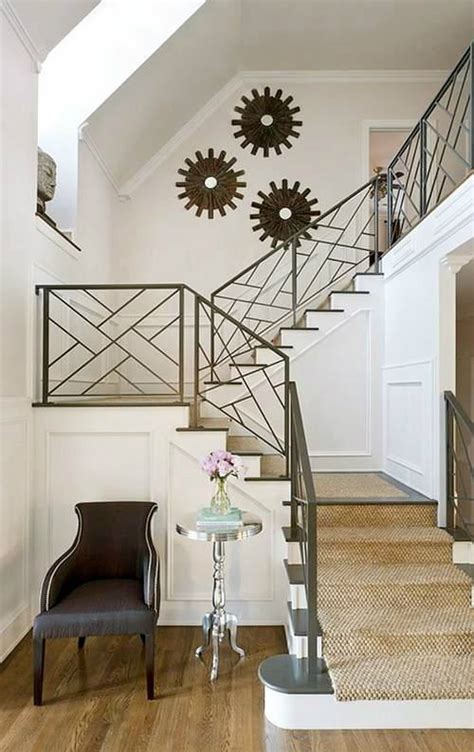 Joanna Gaines Home Design Ideas by 47 Stair Railing Ideas Decoholic