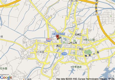 Yinquan Hotel Zhongshan China Asia map of crowne plaza zhongshan xiaolan zhongshan