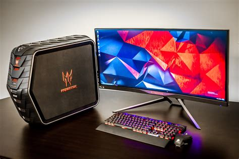 Laptop Acer Predator G6 on acer predator g6 skylake desktop gamecrate