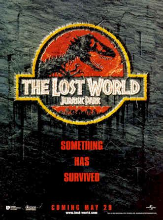 movie posters from the lost world: jurassic park steven