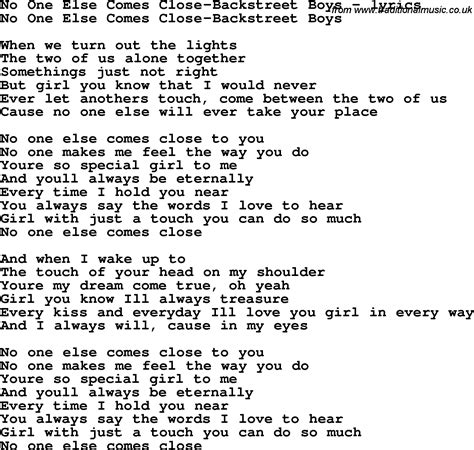 love song for no one lyrics traducida images of love love song lyrics for no one else comes close backstreet boys