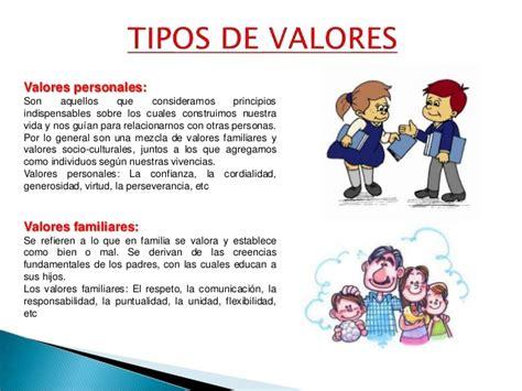 imagenes de la familia en los valores los valores