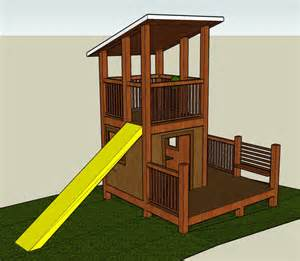 Outside Playhouse Plans Diy Outdoor Playhouse Plans Free Coffee