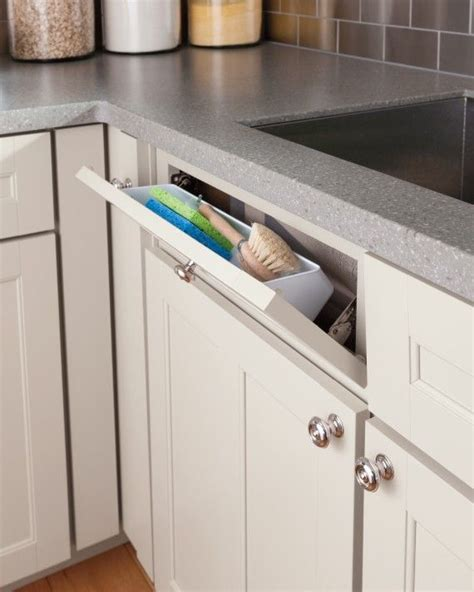 tilt out sink tray home depot kitchen storage ideas for busy parents sink trays