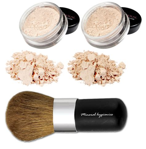 Their Mineral Makeup by Product Review Mineral Hygienics Foundation
