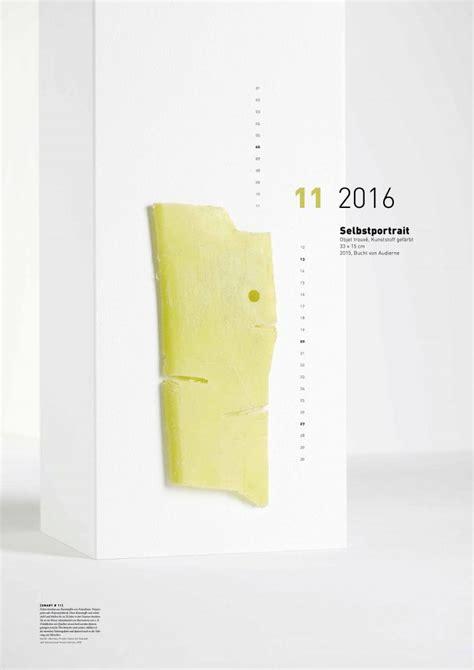 kalender design inspiration inspiration f 252 r das kalender design 2017 187 saxoprint blog