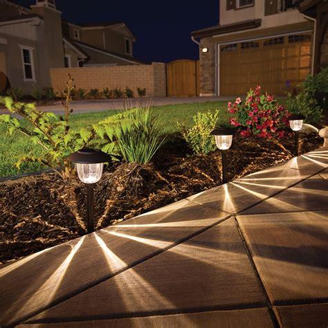 solar yard lights costco solar deck lights costco luminarios solares para
