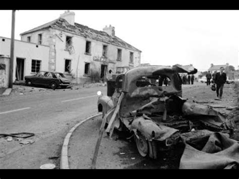the ballad of claudy northern ireland 31st july 1972