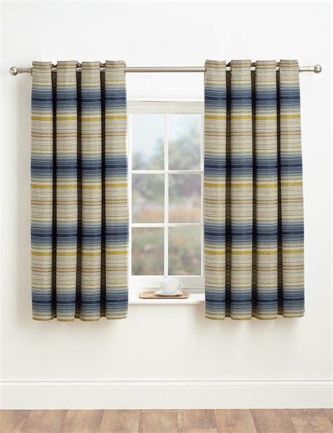 marks and spencer kids curtains marks and spencer striped curtains shopstyle co uk panels