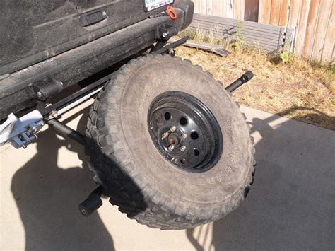 Jeep Xj Spare Tire Carrier Spare Tire Carrier Jeep Forum