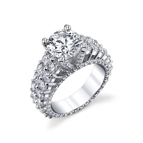 15 best ideas of white gold zirconia wedding rings