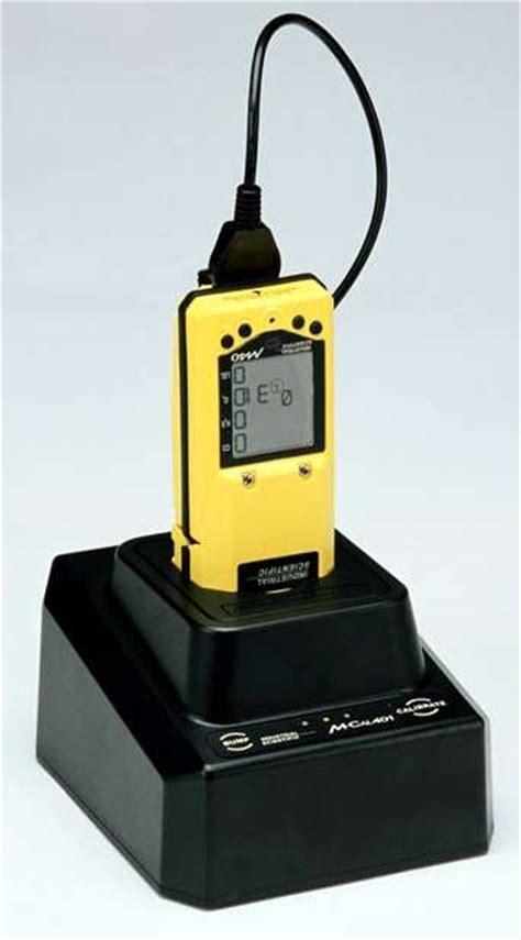 Multi Gas Detector M40 industrial scientific announces new calibration station