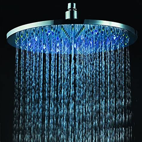 Shower Heads With Lights by Led Shower