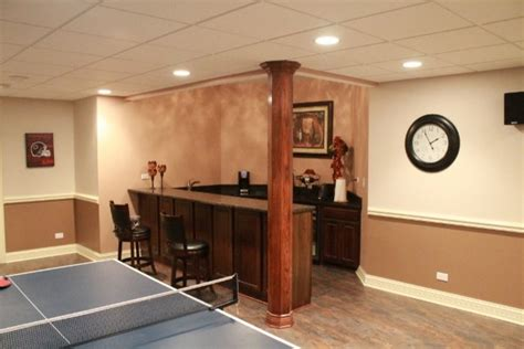 Finished Basement Flooring Ideas Basement Flooring Ideas Contemporary With Bench Frames Rug Beeyoutifullife
