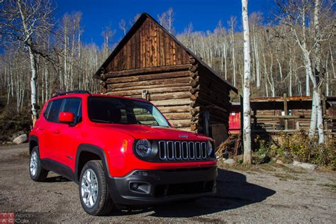 2015 Jeep Latitude Reviews 2015 Jeep Renegade Latitude Review The Sibling Complex