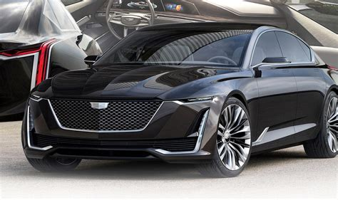 future cadillac cadillac escala concept shows hints of the future