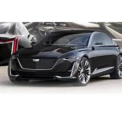 Cadillac Escala Concept Shows Hints Of The Future