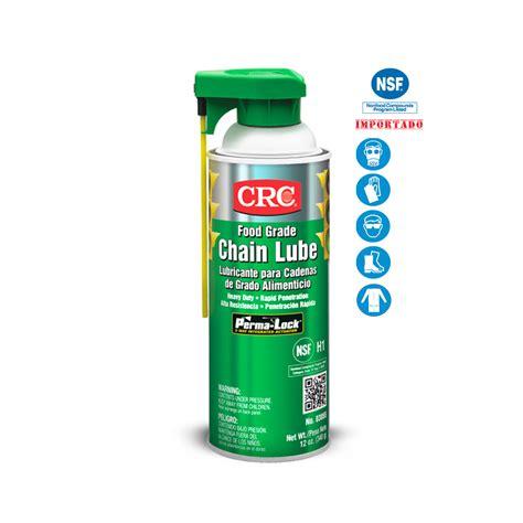 catalogo cadenas industriales pdf food grade chain lube lubricante para cadenas crc