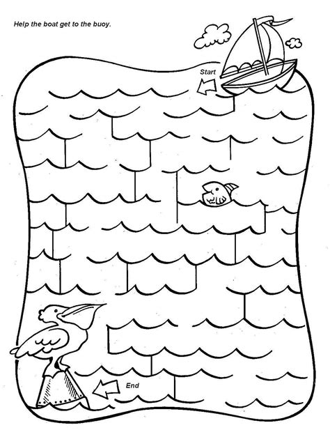 coloring puzzles printable coloring pages