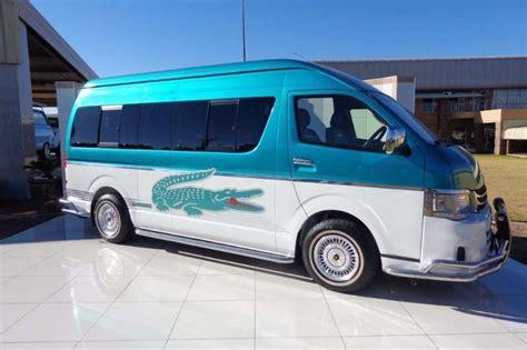 2013 toyota quantum 2 5d 4d gl 14 seater multi purpose