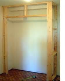 how to build a bedroom wall 1000 ideas about build a closet on closet