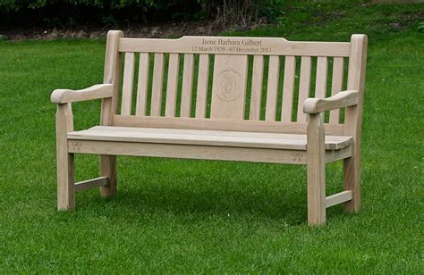 Handcrafted Wooden Benches - oak garden benches made in the united kingdom