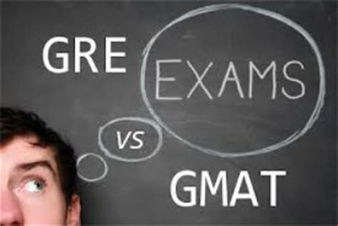 Which Mba Schools Accept Gre by Gmat Vs Gre Which Mba Entrance Should You Take