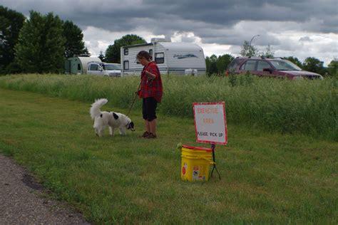 potty area facility canine agility of central minnesota grounds agility trials