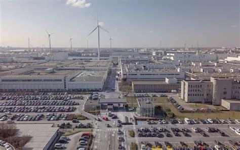 volvo factory  belgium  solar