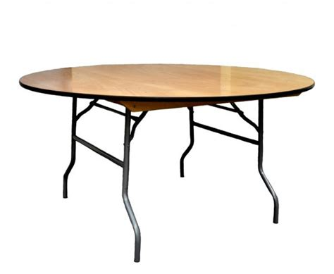 48 Inch Folding Table National Event Supply 48 Inch Folding Table Iron Wood