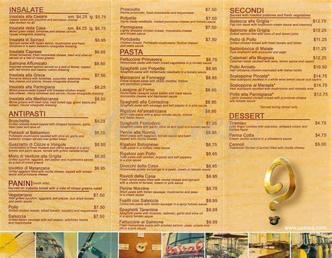 Noodles Italian Kitchen Menu by Pasta Menu Mountain View Dineries