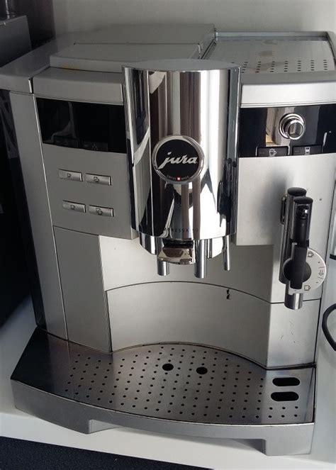 gebruikte koffiemachines jura xf50