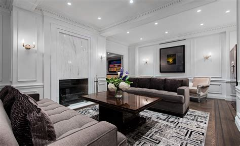 rich home interiors modern neoclassical interiors mixed with contemporary by