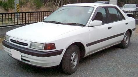 File Mazda Familia Sedan 1991 Jpg Wikimedia Commons | file mazda familia sedan 1991 jpg wikimedia commons